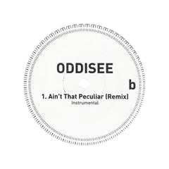 "<!--020130226053961-->Oddisee - 'Ain't That Peculiar (Remix)' [(Black) 7"" Vinyl Single]"