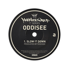 "<!--020120403041026-->Oddisee - 'Slow It Down/ On Standby' [(Black) 7"" Vinyl Single]"