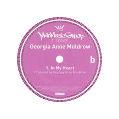 "<!--020130219050092-->Georgia Anne Muldrow - 'Akosua/ In My Heart' [(Black) 7"" Vinyl Single]"