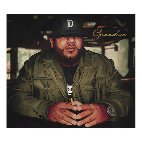 "[""Apollo Brown - 'Grandeur' [CD]""]"