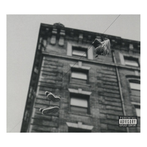 Apollo Brown & Skyzoo - 'The Easy Truth' [CD]