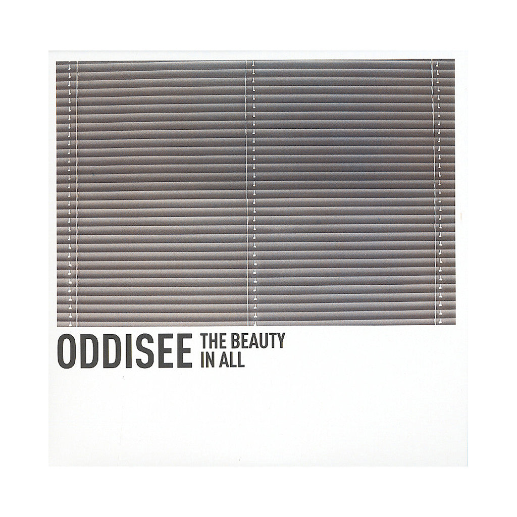 <!--020140826058903-->Oddisee - 'The Beauty In All' [(Purple & Gray Haze) Vinyl LP]
