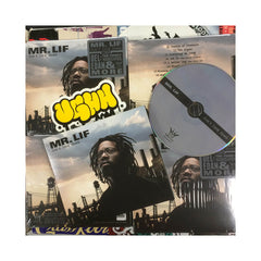 Mr. Lif - 'Don't Look Down' [CD]