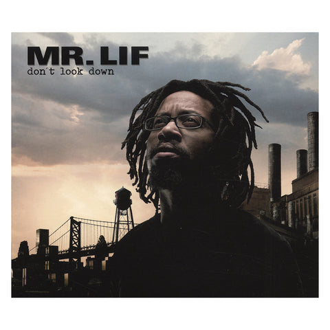 "[""Mr. Lif - 'Don't Look Down' [CD]""]"