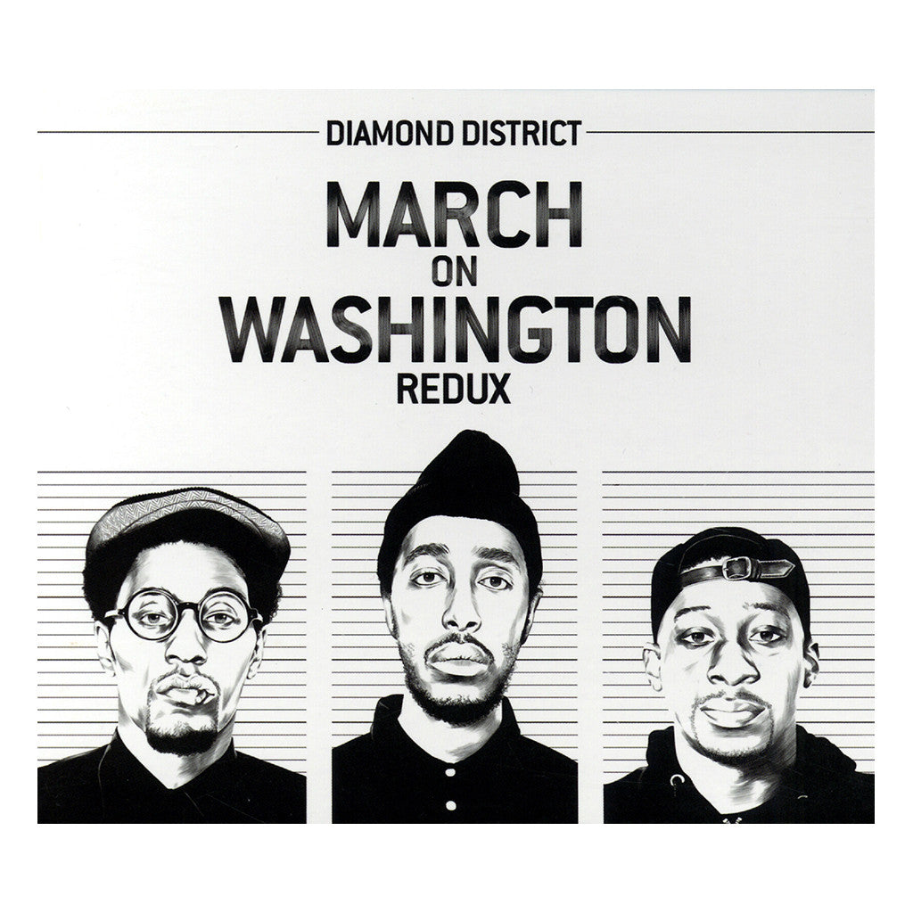 <!--2015031111-->Diamond District - 'March Off' [Streaming Audio]