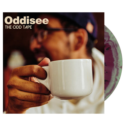 "[""Oddisee - 'The Odd Tape (Deluxe Edition)' [(Purple, Green & Black Splatter) Vinyl LP]""]"