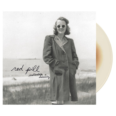 "[""Red Pill - 'Instinctive Drowning' [(Whirlpool Vortex Gray) Vinyl LP]""]"