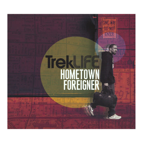 Trek Life w/ Duke Westlake - 'Hometown Foreigner' [CD]