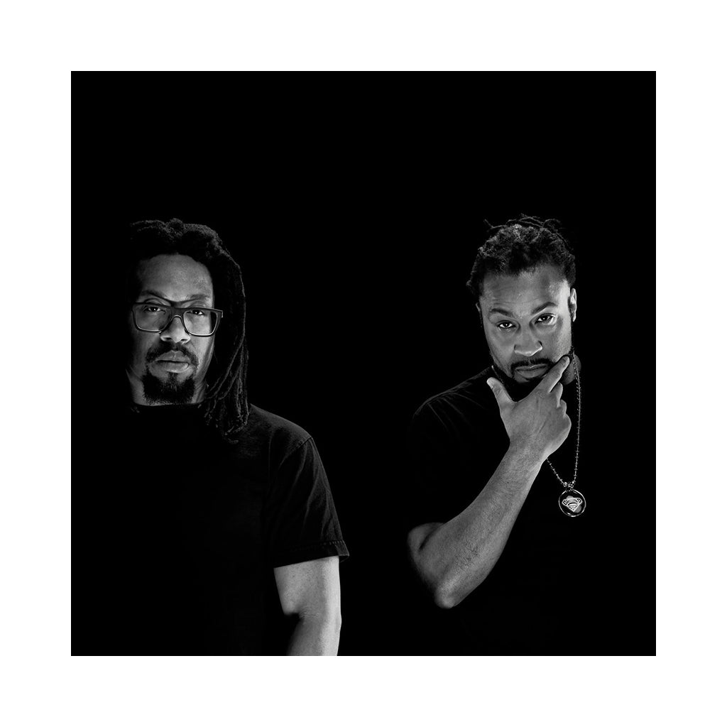The Perceptionists - 'Resolution' [(Ultra Clear w/ Black Smoke) Vinyl LP]