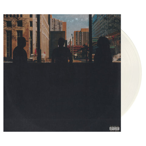 "[""Ugly Heroes - 'Everything In Between' [(Clear) Vinyl LP]""]"