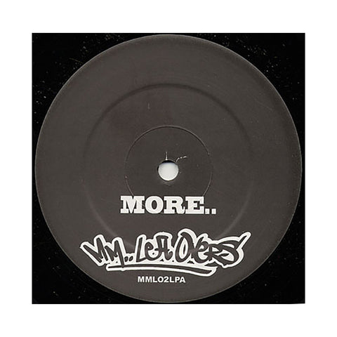 M.F. DOOM - 'More.. MM.. Left Overs' [(Black) Vinyl LP]