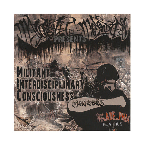 Majesty - 'Militant Interdisciplinary Consciousness (M.I.C.)' [CD]