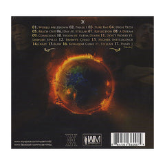 Wyze Mindz - 'World Meltdown' [CD]