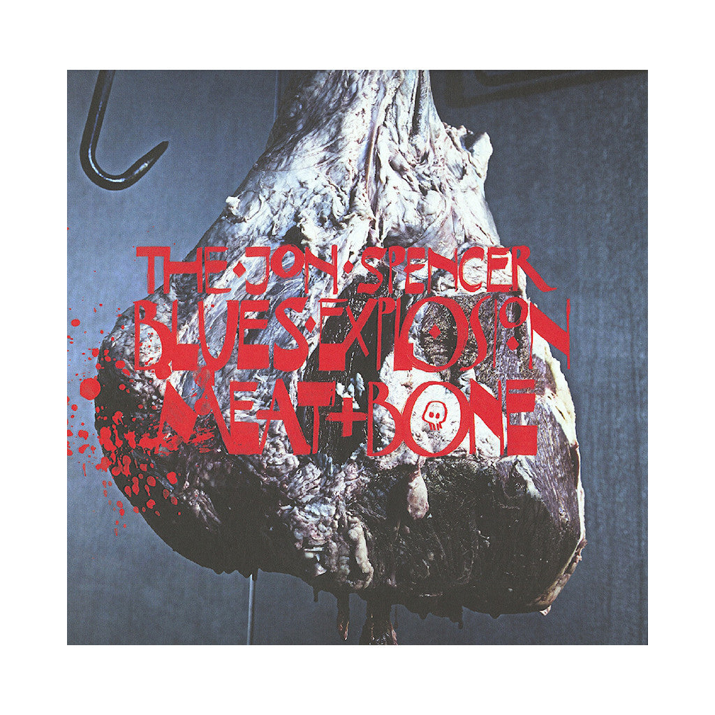 <!--120120918000801-->The Jon Spencer Blues Explosion - 'Meat + Bone' [CD]