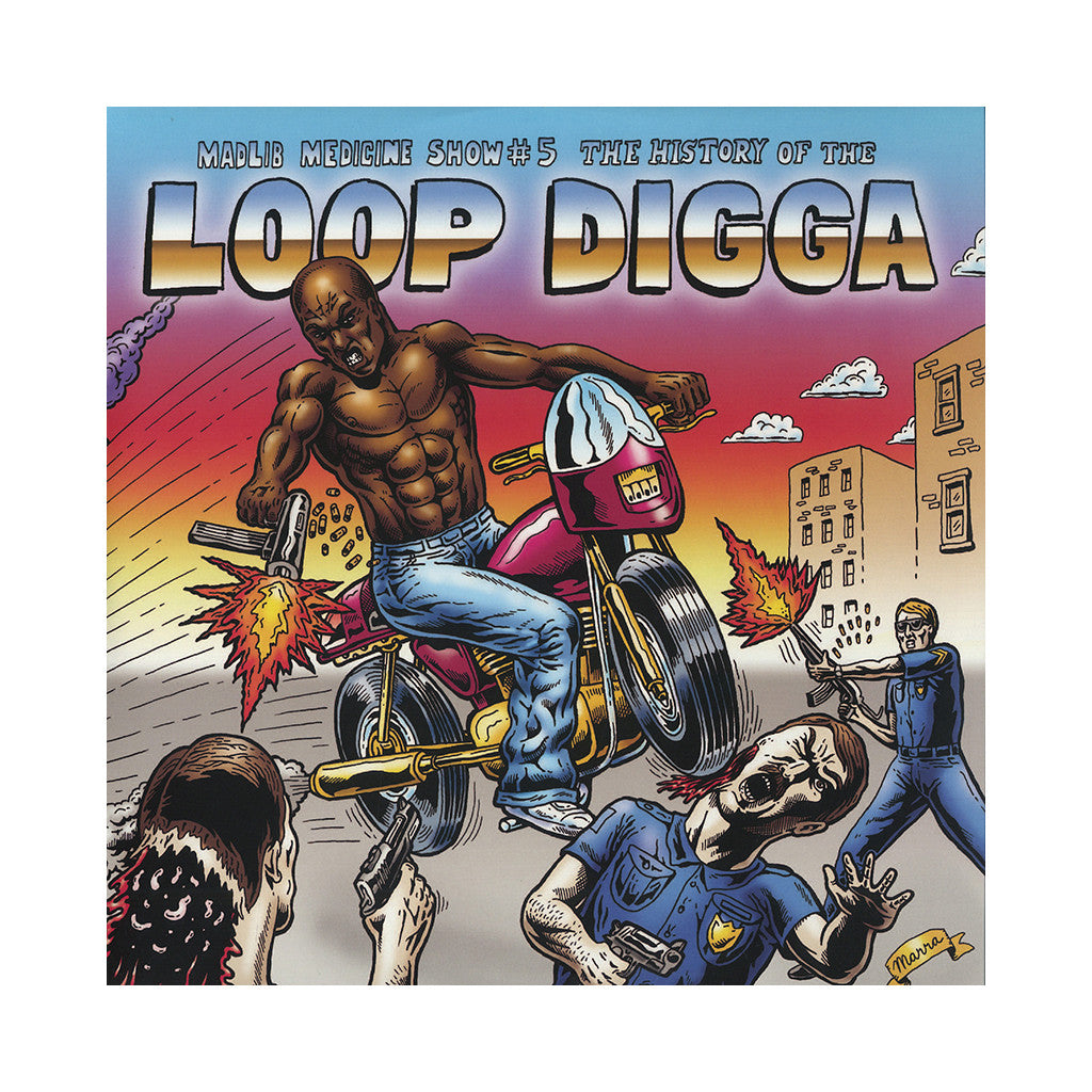 <!--120100518020921-->Madlib - 'Medicine Show No. 05: History Of The Loop Digga 1990-2000' [CD]