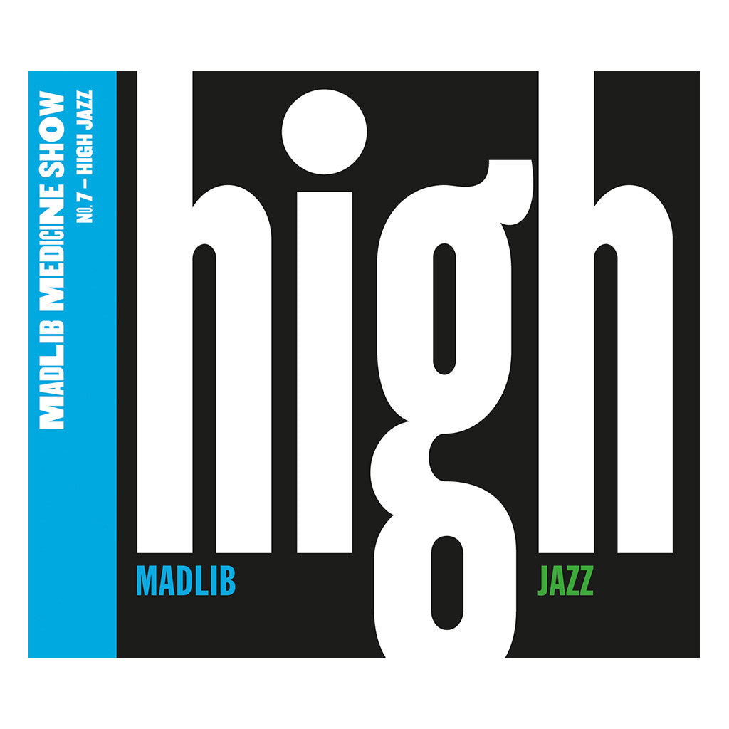 <!--020100727022000-->Madlib - 'Medicine Show No. 07: High Jazz' [CD]