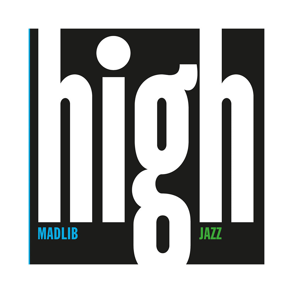 <!--020100727021998-->Madlib - 'Medicine Show No. 07: High Jazz' [(Black) Vinyl [2LP]]