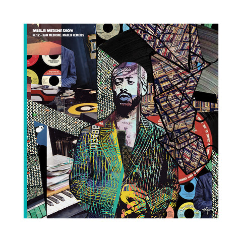 "[""Madlib - 'Medicine Show No. 12: Raw Medicine - Madlib Remixes' [CD]""]"