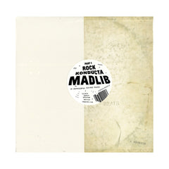 <!--120131210060736-->Madlib - 'Rock Konducta Part 1' [(Black) Vinyl LP]