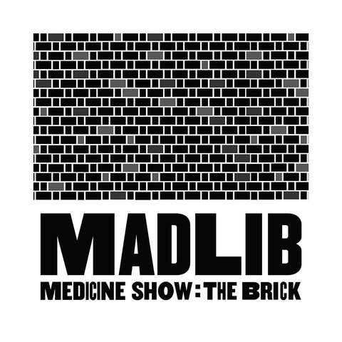 Madlib - 'Medicine Show: The Brick' [CD [13CD]]