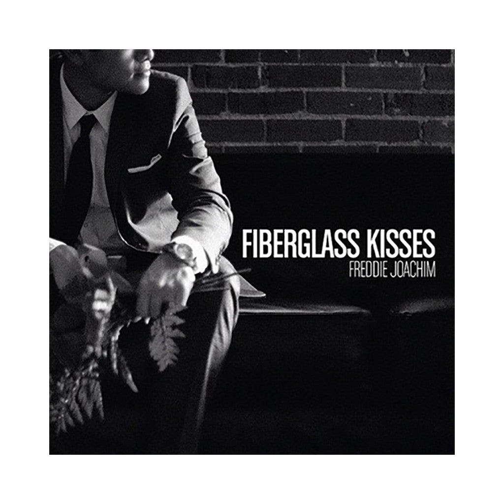 Freddie Joachim - 'Fiberglass Kisses' [(Red) Vinyl LP]