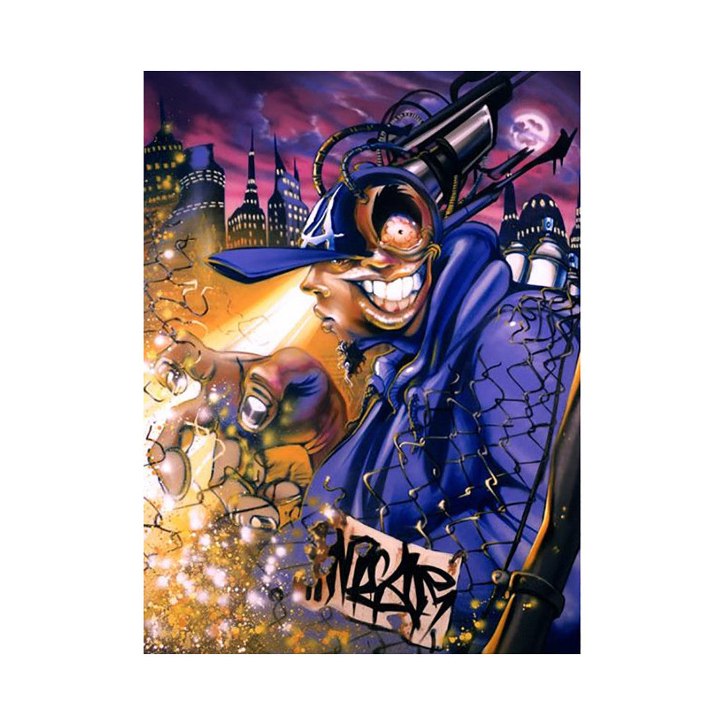 <!--020020101013390-->MearOne - 'Dr. Jeckle & Mr. Mear' [(Multi-Color) Posters & Prints]