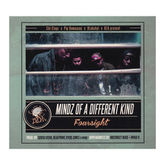 Mindz Of A Different Kind - 'Foursight' [CD]