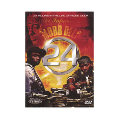 <!--020061010008399-->Mobb Deep - '24 Hours In The Life Of Mobb Deep' [DVD]