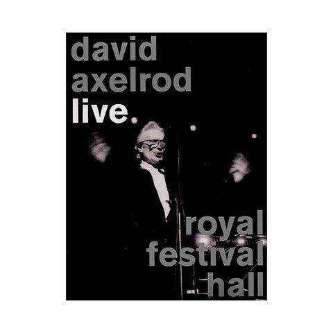 "[""David Axelrod - 'Live: Royal Festival Hall' [DVD]""]"