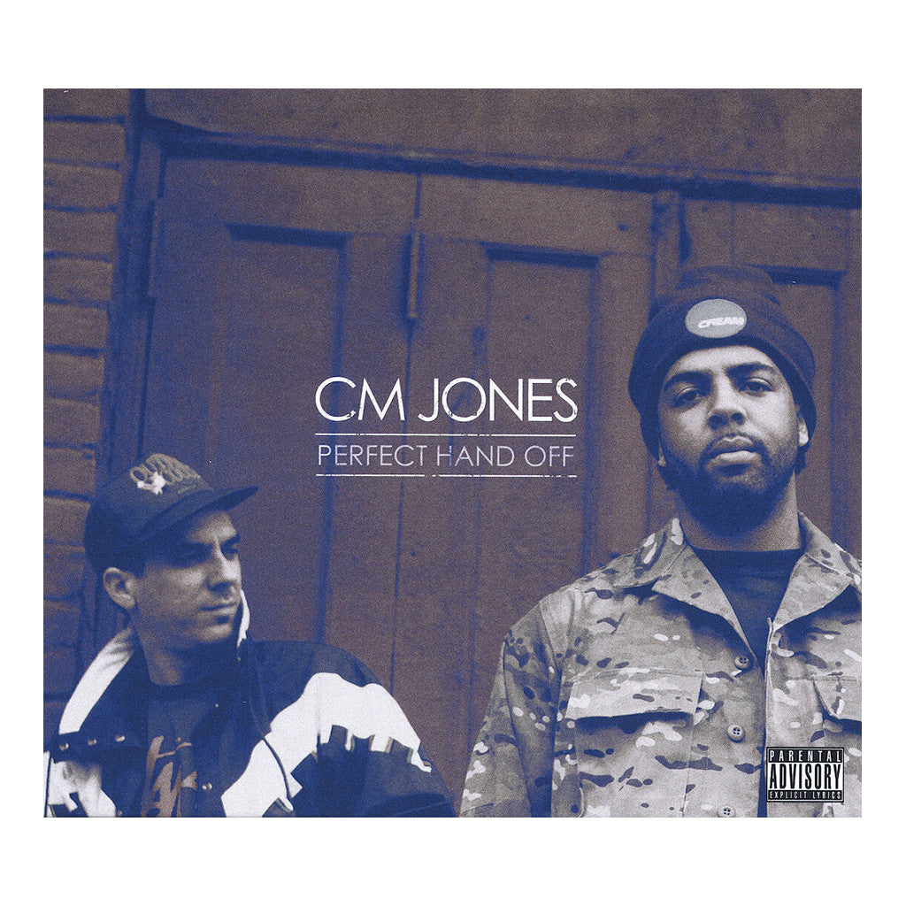CM Jones - 'Perfect Hand Off' [CD]
