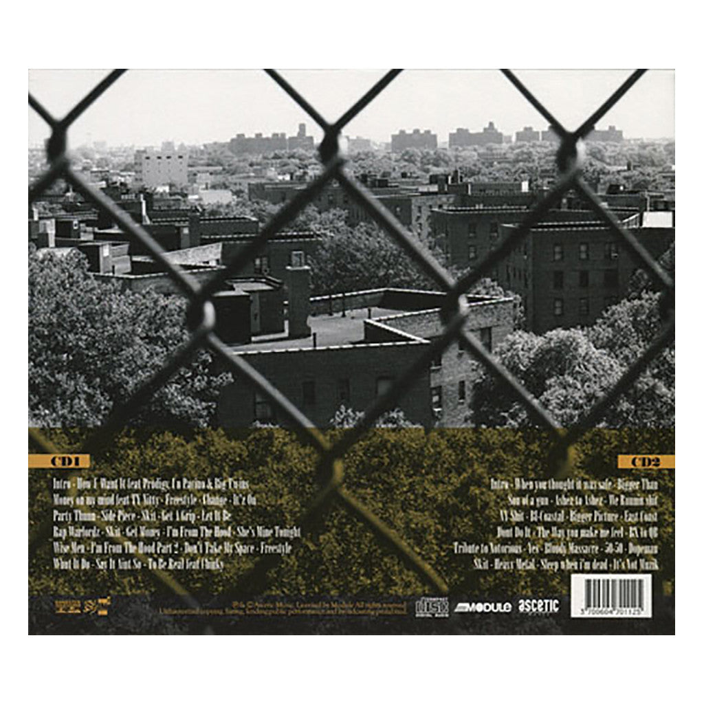 <!--020110712031097-->G.O.D. Part III Presents Blaq Mobb - 'Infamous Legacy: Queensbridge To Worldwide' [CD [2CD]]