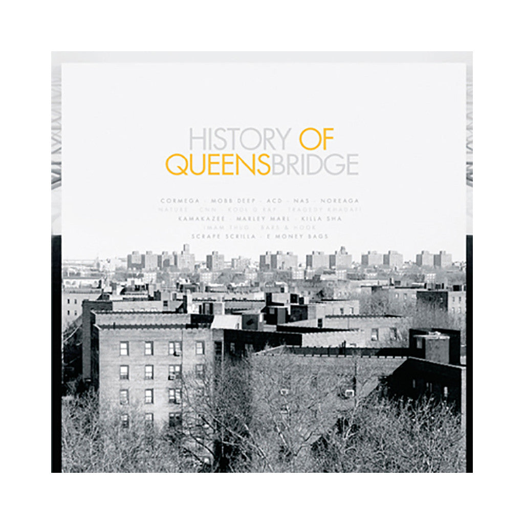 Various Artists - 'History Of Queensbridge' [CD]