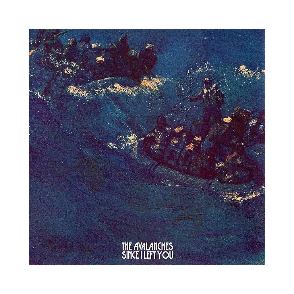 The Avalanches - 'Since I Left You' [CD]