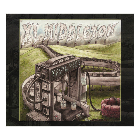 "[""XL Middleton - 'Tap Water' [CD]""]"