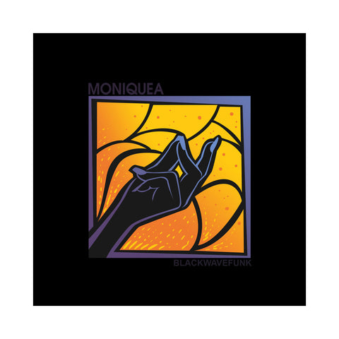 Moniquea - 'Blackwavefunk' [(Black) Vinyl LP]