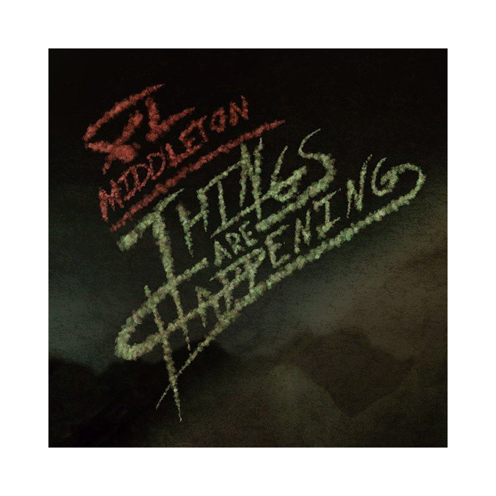 XL Middleton - 'Things Are Happening' [CD]