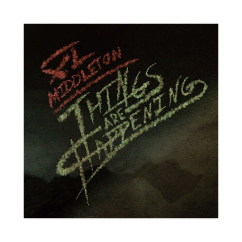 "[""XL Middleton - 'Things Are Happening' [(Black) Vinyl LP]""]"