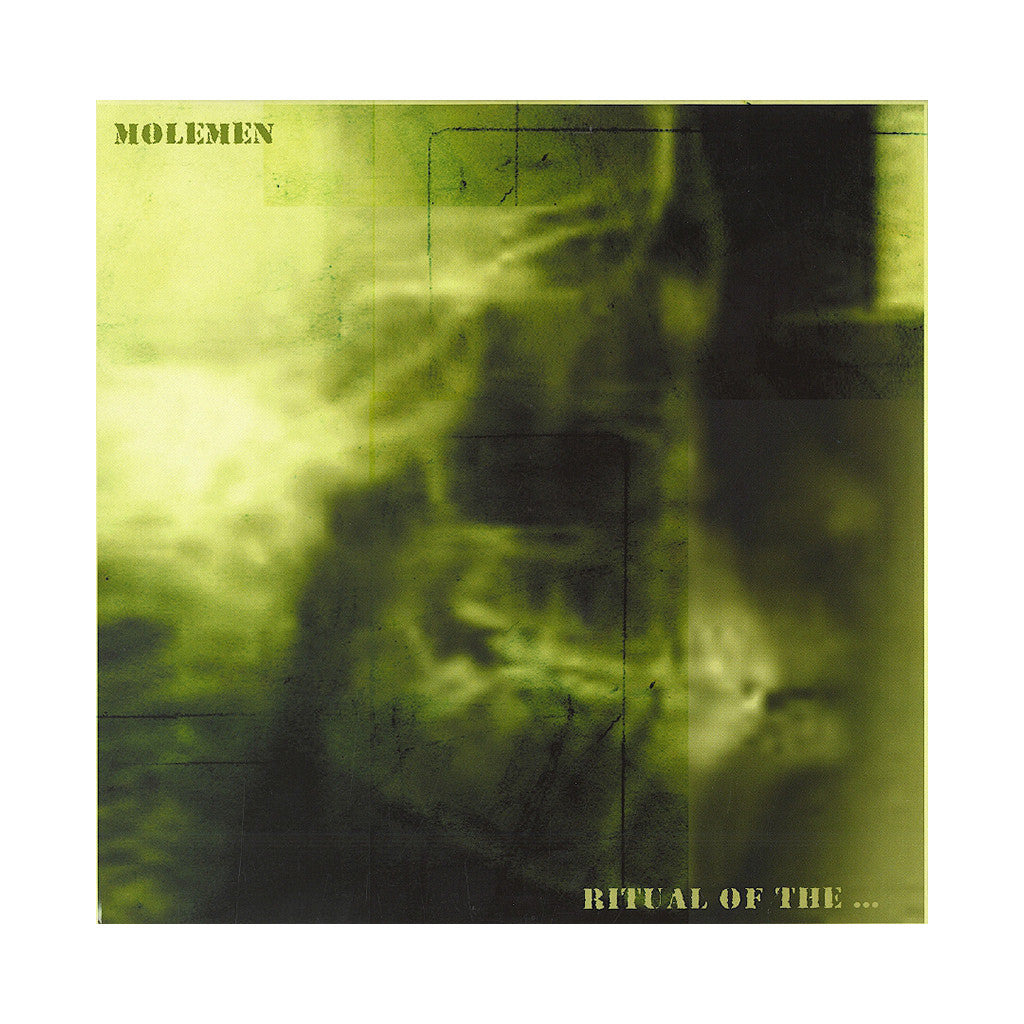 <!--020010410002094-->Molemen - 'Ritual Of The...' [(Black) Vinyl [2LP]]