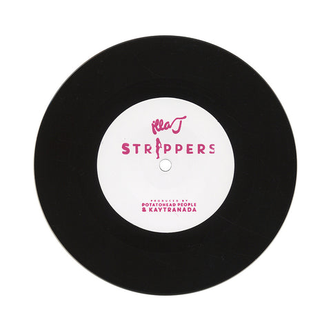 "Illa J - 'Strippers' [(Black) 7"" Vinyl Single]"