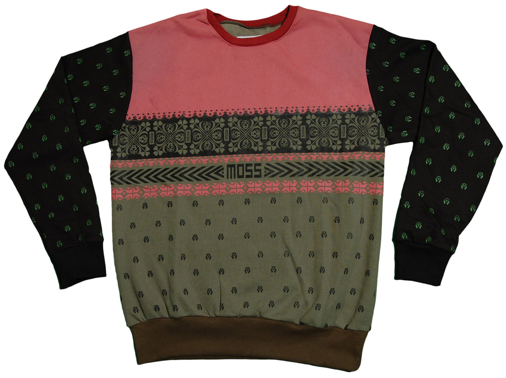 <!--2012101627-->Moss - 'Snow Globe' [(Dark Green) Crewneck Sweatshirt]