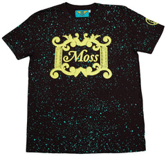 <!--2012101612-->Moss - 'Angel Dust' [(Black) T-Shirt]