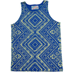 <!--2013041653-->Moss - 'Magic Carpet' [(Blue) Tank Top]