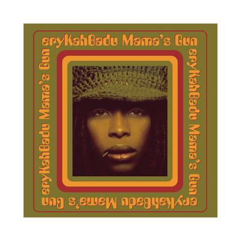 "[""Erykah Badu - 'Mama's Gun (U.S.A. Re-Issue)' [(Black) Vinyl [2LP]]""]"