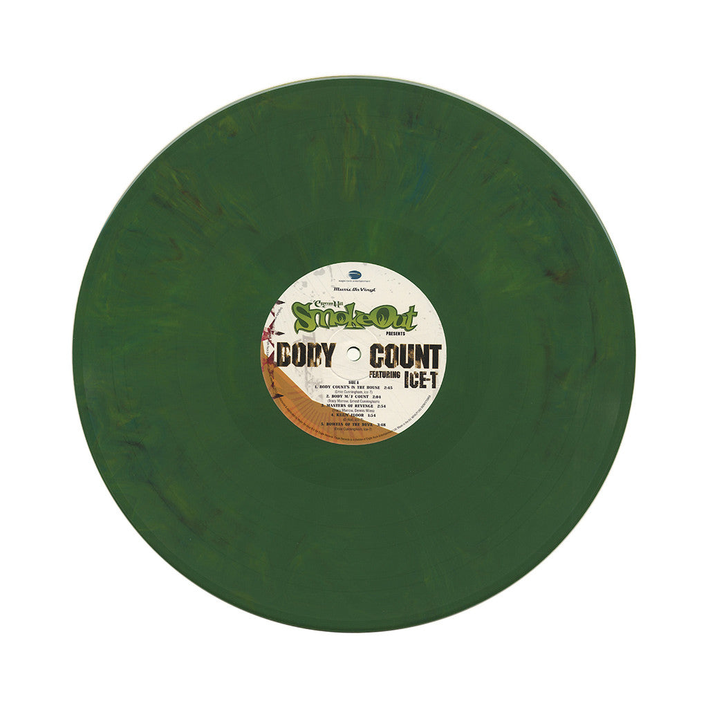 Body Count - '6th Annual SmokeOut Fest. (Live)' [(Green Marble) Vinyl LP]