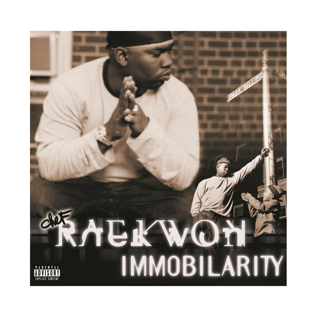 Raekwon - 'Immobilarity' [(Black) Vinyl [2LP]]