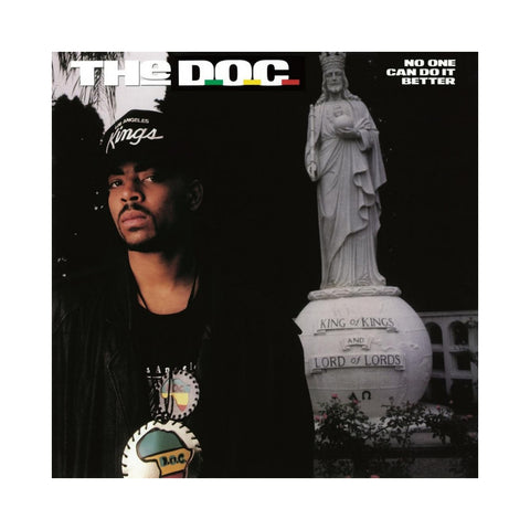 "[""The D.O.C. - 'No One Can Do It Better (Import Re-Issue)' [(Black) Vinyl LP]""]"