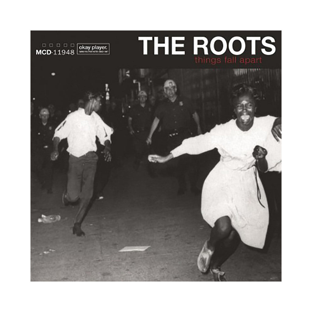 <!--020140128000714-->The Roots - 'Things Fall Apart (180g Import)' [(Black) Vinyl [2LP]]