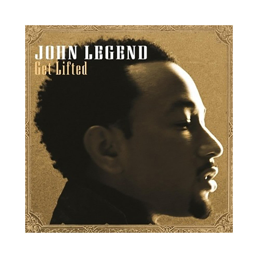 John Legend - 'Get Lifted' [(Black) Vinyl [2LP]]
