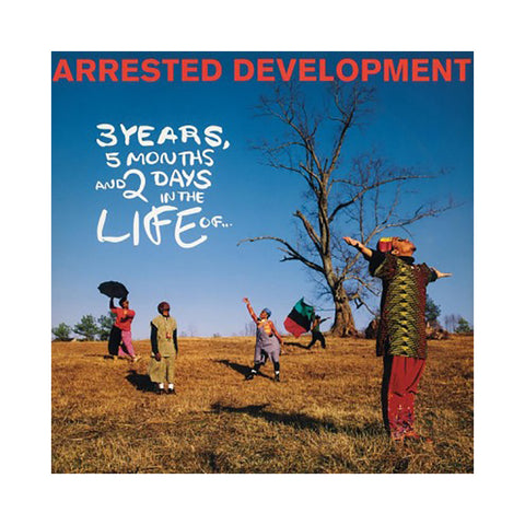 "[""Arrested Development - '3 Years, 5 Months & 2 Days in the Life Of...' [(Black) Vinyl LP]""]"