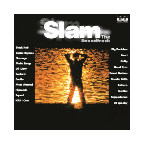 "[""Various Artists - 'Slam: The Soundtrack' [(Black) Vinyl [2LP]]""]"